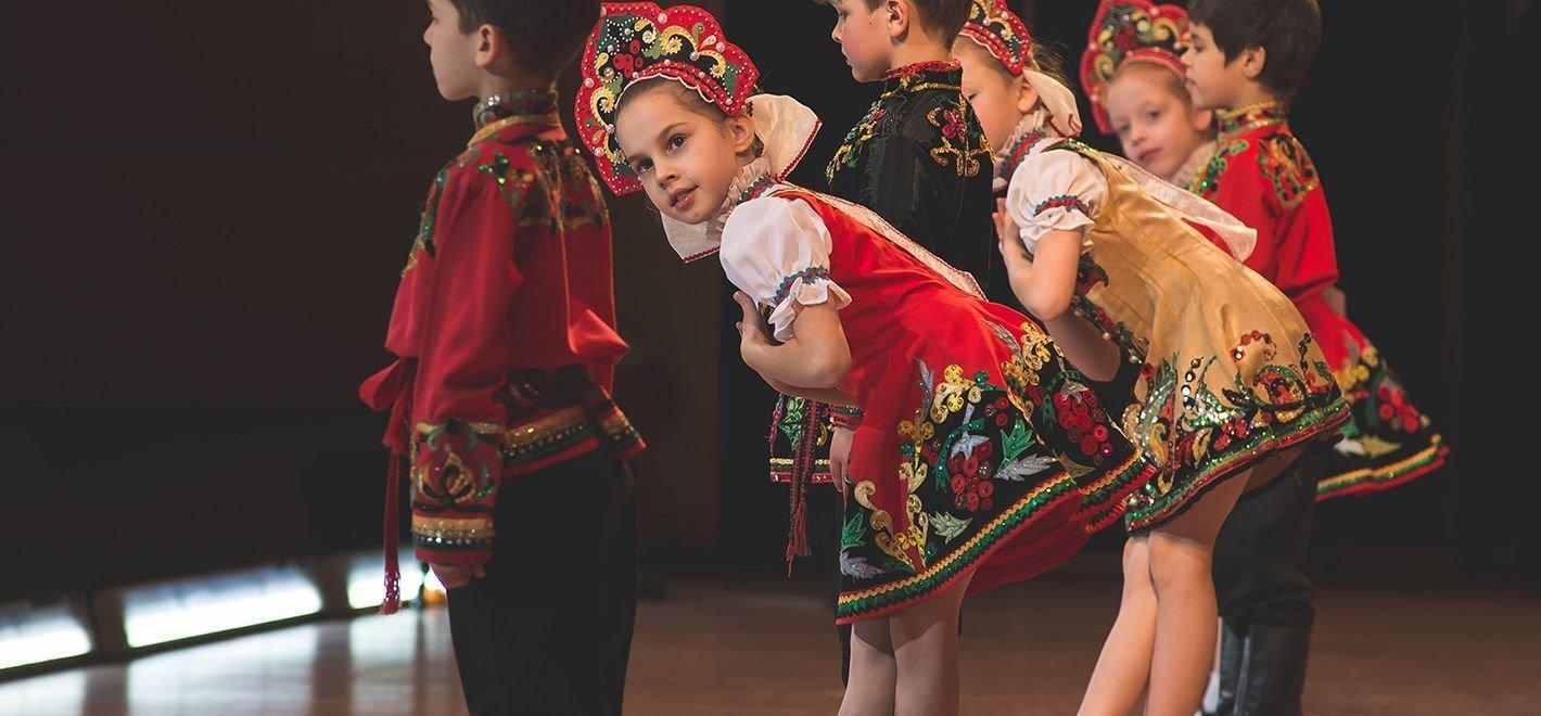 русский народный танец картинка калинка может быть